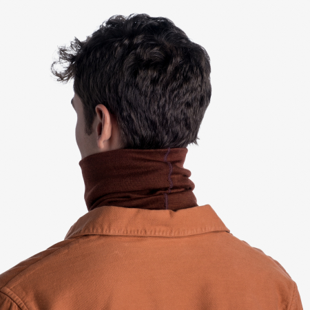 Heavy Weight merino wool Solid sienna [4]