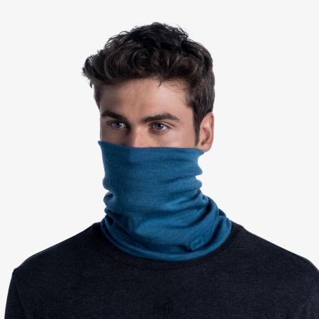 Heavy Weight merino wool Solid dusty blue [3]