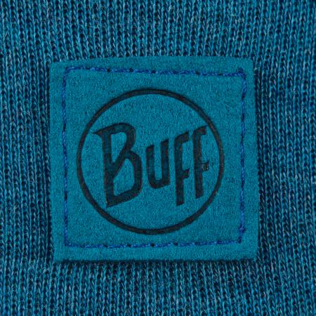 Heavy Weight merino wool Solid dusty blue [1]