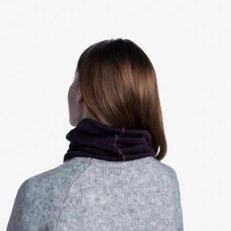 Heavy Weight merino wool Solid deep purple [4]