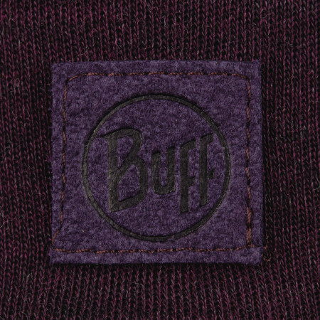 Heavy Weight merino wool Solid deep purple [1]