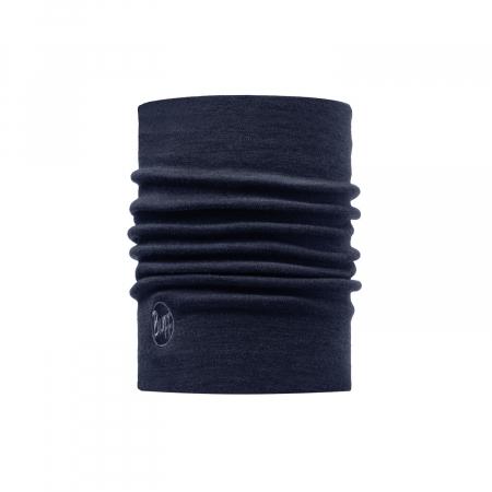 Heavy Weight merino wool Solid denim1