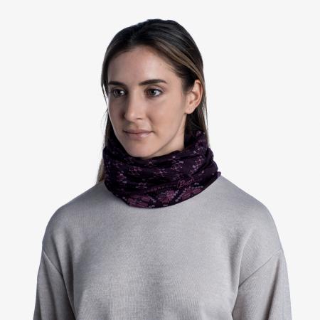 Light Weight merino wool FRIEZE deep purple [1]