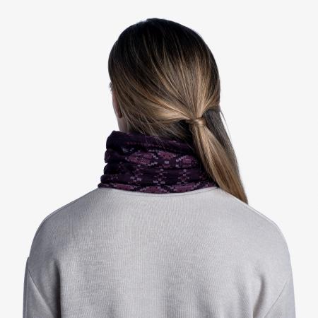 Light Weight merino wool FRIEZE deep purple [3]
