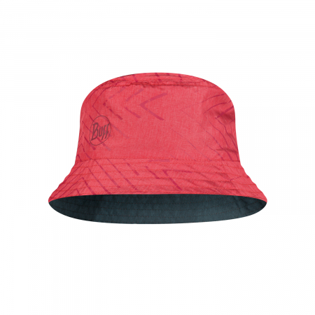 Palarie TRAVEL COLLAGE RED-BLACK S/M1