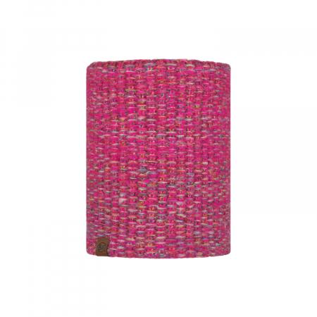 Neckwarmer knitted polar GRETE Pink0