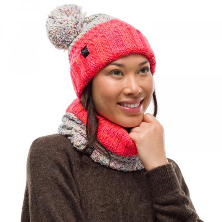 Neckwarmer knitted polar JANNA Cloud2
