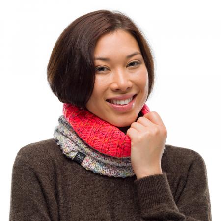 Neckwarmer knitted polar JANNA Cloud1