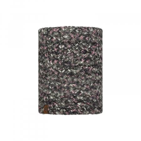 Neckwarmer knitted polar MARGO Castlerock grey0