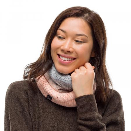 Neckwarmer knitted polar MASHA Air [1]