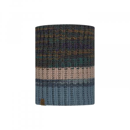 Neckwarmer knitted polar ALINA Blue [0]