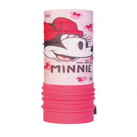 POLAR JUNIOR BUFF® DISNEY MINNIE YOO-HOO PALE PINK0