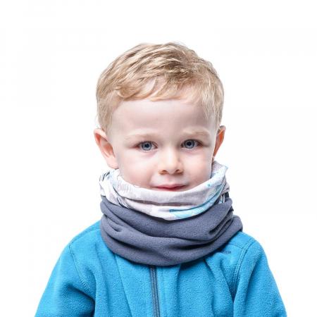 POLAR BABY BUFF® CLOUDY SKY CRU1