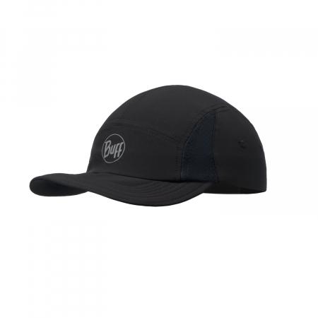 Sapca RUN Solid black