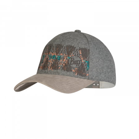 Sapca BASEBALL YELENA LIGHT GREY0
