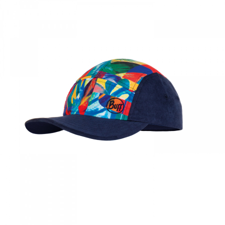 Sapca KIDS 5 PANELS SPIROS MULTI0