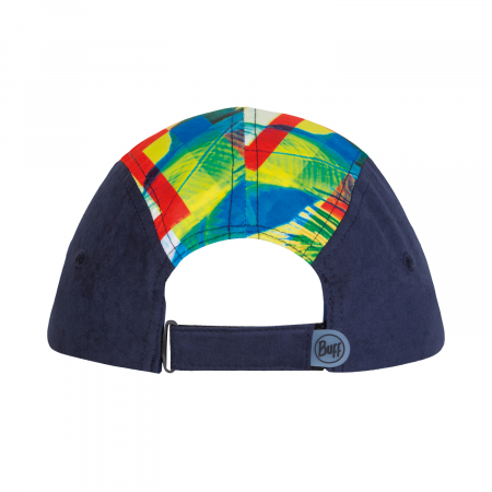 Sapca KIDS 5 PANELS SPIROS MULTI1