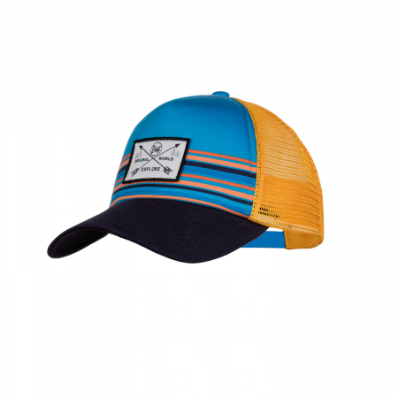 Sapca KIDS Trucker cap EXPLORE MULTI0