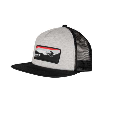 Sapca KIDS Trucker cap RIFT BLACK [0]