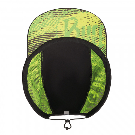 Sapca Pack RUN R-FLASH LOGO BLACK2