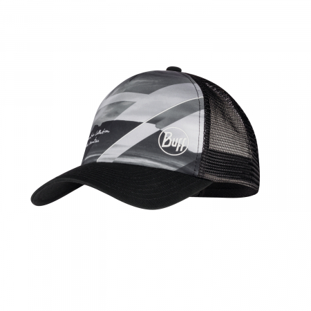 Sapca TRUCKER TABLE MOUNTAIN BLACK0