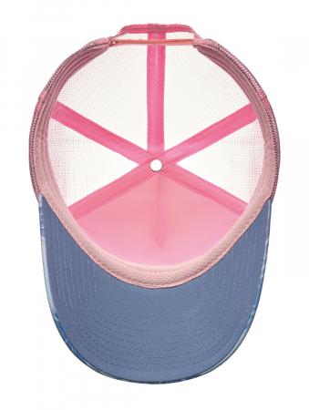 TRUCKER CAP MAGNUM PINK1