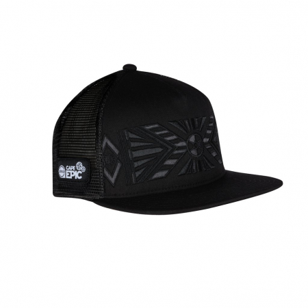 TRUCKER FLAT CAP CAPE EPIC 20201