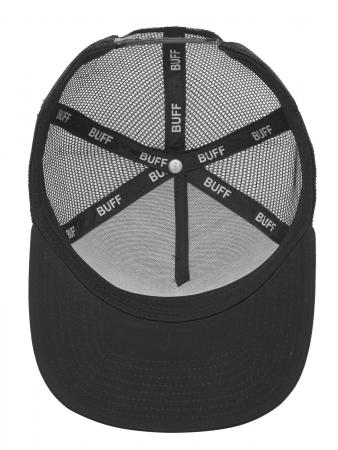 TRUCKER CAP OPTIC BLOCK CAPE BLUE