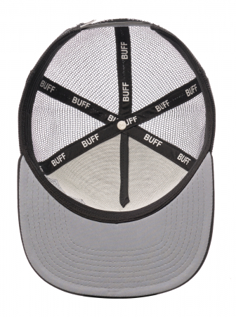 TRUCKER CAP SUMMIT BLACK1
