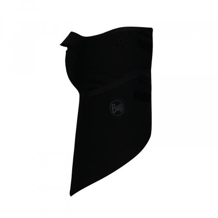 Windproof bandana SOLID BLACK1