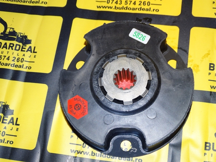 Cuplaj Pompa Hidraulica JCB 802/803 1