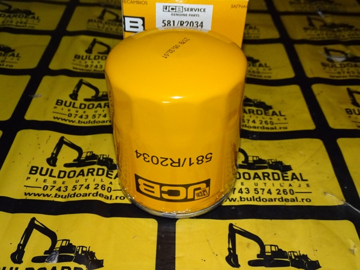 Filtru JCB - 581/R2034 0