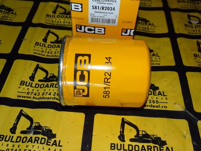 Filtru JCB - 581/R2034 1