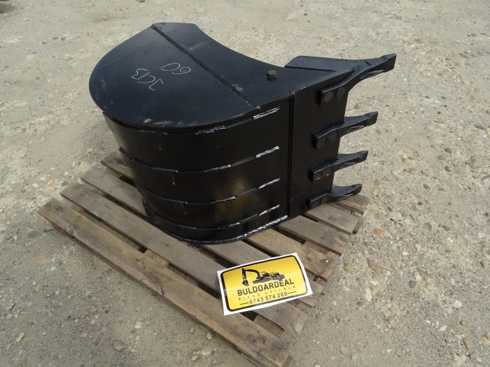 Cupa JCB 3CX/4CX - 60cm 2