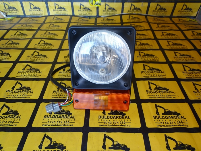 Lampa Frontala JCB 0