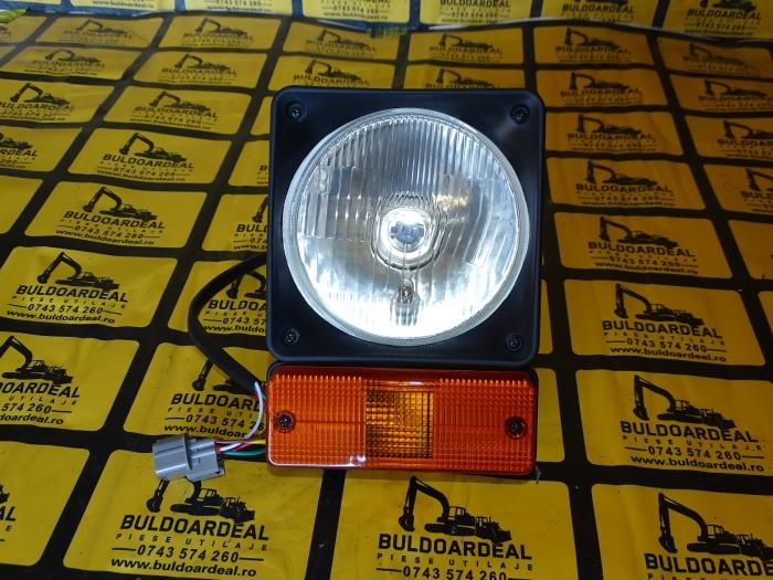 Lampa Frontala JCB 1