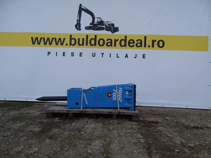 Ciocan Hidraulic Franz F600 0
