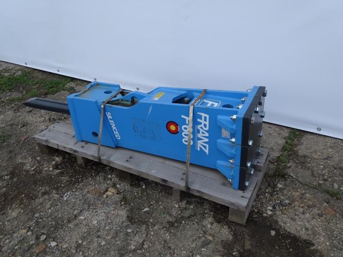 Ciocan Hidraulic Franz F600 1