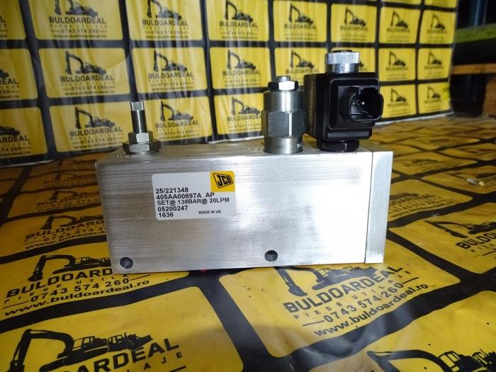 Distribuitor Hidraulic JCB [0]