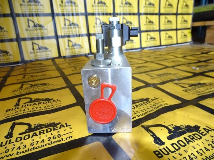Distribuitor Hidraulic JCB [3]