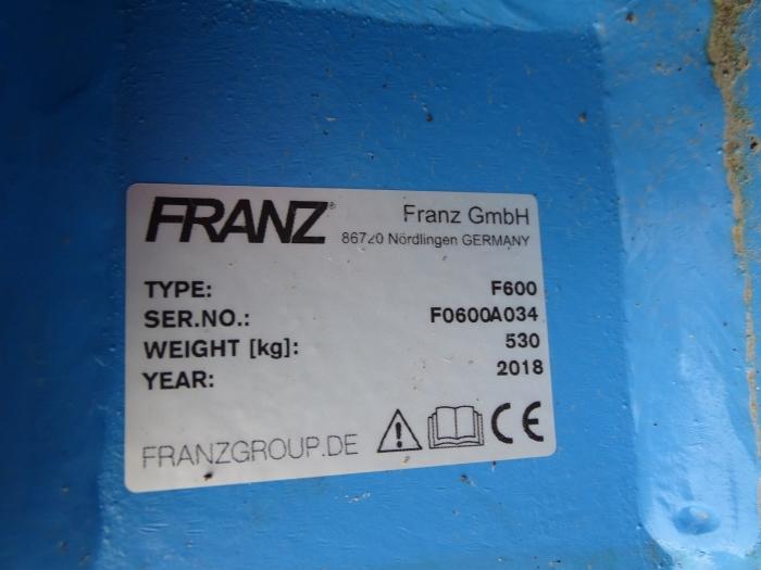 Ciocan Hidraulic Franz F600 3