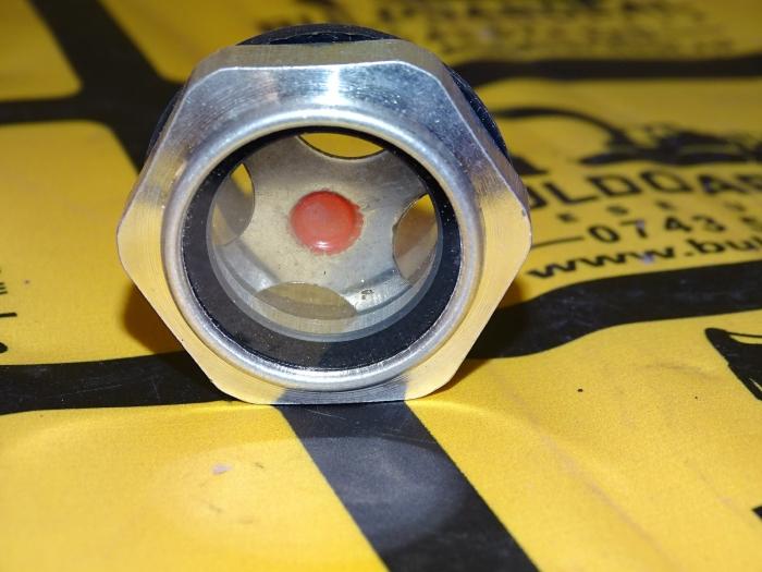 Vizor rezervor hidraulic 1