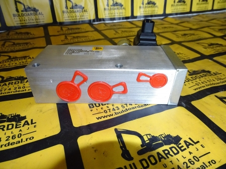 Distribuitor Hidraulic JCB [2]