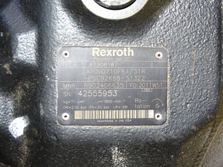 Pompa Hidraulica Rexroth4