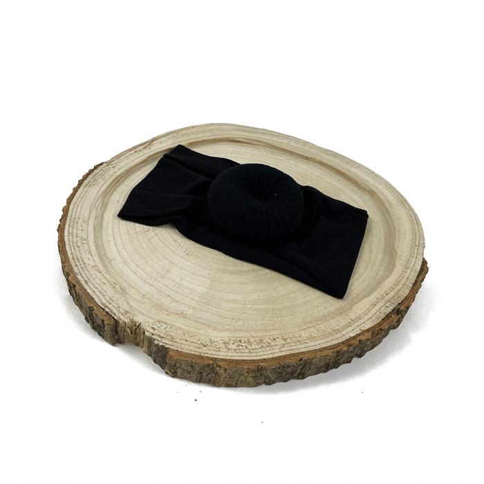 Bentita turban Neagra 0