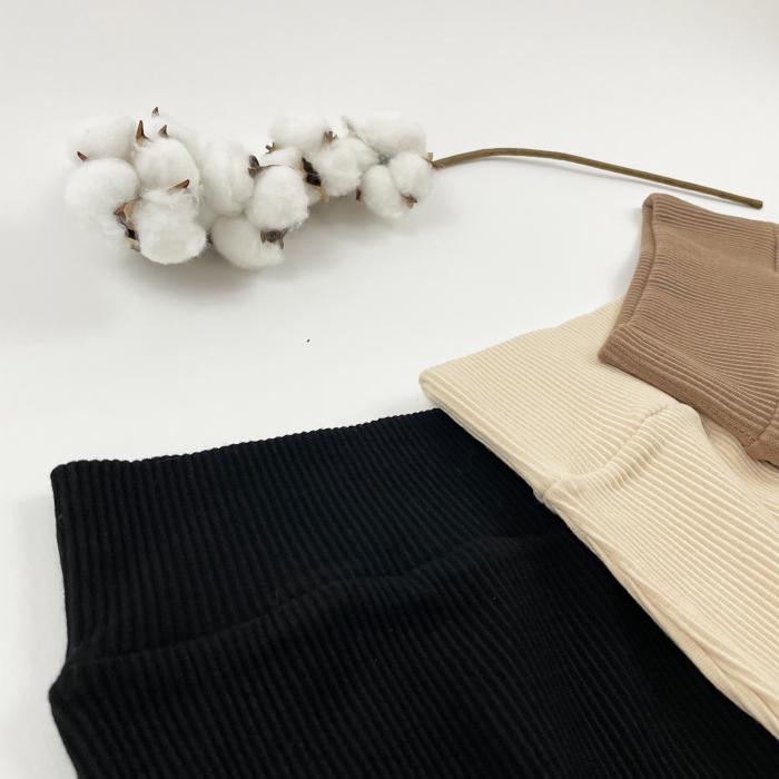 Pantaloni Minimalisti Bebelusi Negrii 2