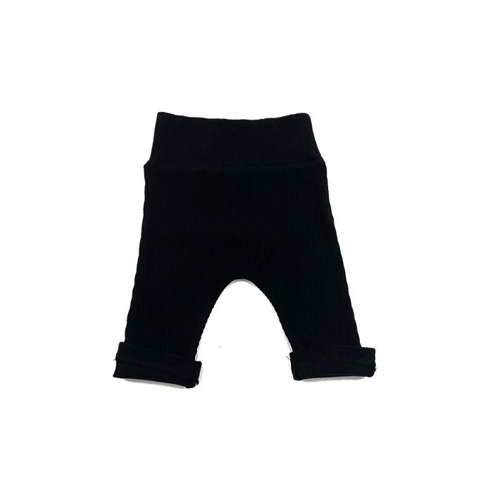 Pantaloni Minimalisti Bebelusi Negrii 0