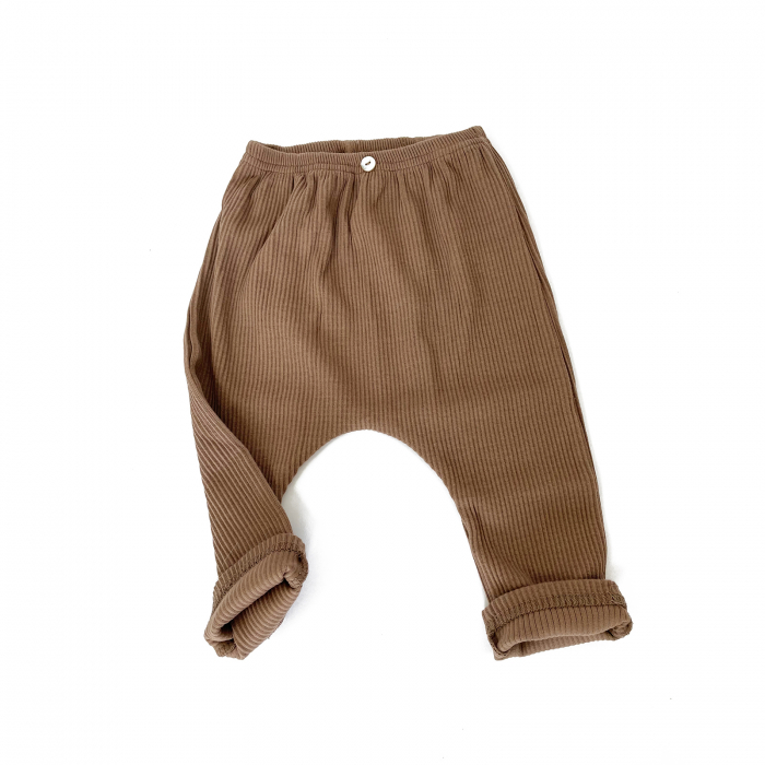 Pantaloni Bumbac Bebelusi Maro 0