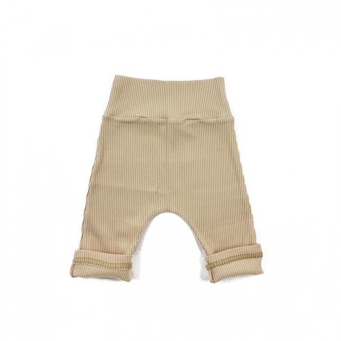 Pantaloni Minimalisti Bebelusi Crem 0