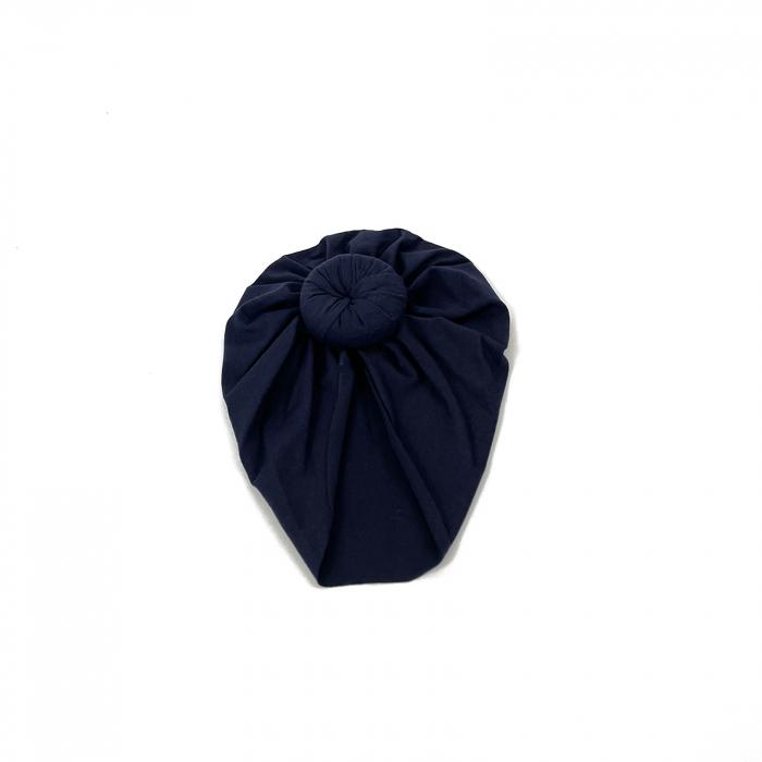Turban Bleu-marin 0